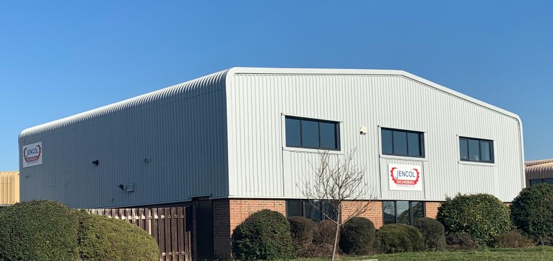 Jencol Engineering moves to new state of the art premises
